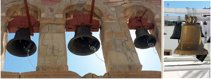 Ηλεκτροσφυριά για καμπάνες εκκλησιών