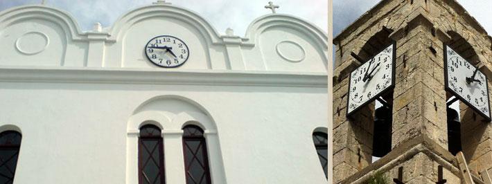 Ρολόγια εκκλησιών