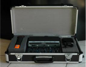 Μικροφωνική βαλίτσα